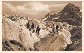 Ansichtkaart Zwitserland Rhonegletscher mit Galenstock Suisse Switserland Schweiz Europa HC7463