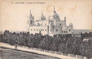 Ansichtkaart Tunis Carthage Carthago Abside de la Primatiale Tunisia Afrika HC7466