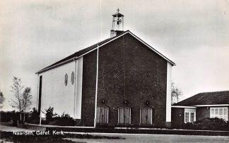 Ansichtkaart Naarden Gereformeerde Kerk 1967 HC7533