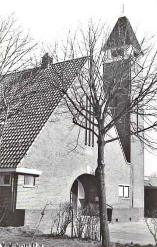 Ansichtkaart Westzaan Gereformeerde Kerk HC7544