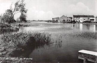 Ansichtkaart Wormerveer de Watering 1967 HC7552