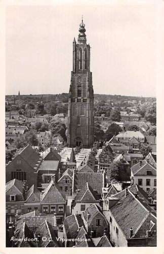 Ansichtkaart Amersfoort O.L. Vrouwentoren HC7594