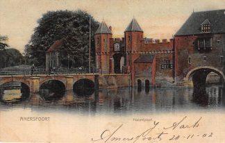 Ansichtkaart Amersfoort Koppelpoort 1902 HC7605