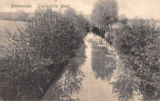 Ansichtkaart Renswoude Luntersche Beek 1928 HC7629