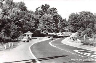 Ansichtkaart Rhenen De Grebbe Auto o.a. Citroen 1966 HC7636