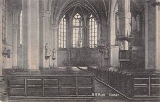 Ansichtkaart Vianen R.K. Kerk 1913 HC7642