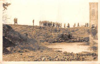 Ansichtkaart Ouderkerk aan den IJssel Fotokaart Watersnood met zandzakken gedichte dijk bij de Gereformeerde Kerk HC7735