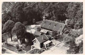 Ansichtkaart Bentelo Ambt Delden Zilveren Priesterfeest W.H. Kohlman Pastoor 1952 Luchtfoto HC7776