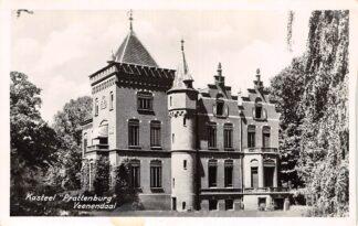 Ansichtkaart Veenendaal Kasteel Prattenburg 1954 HC7779