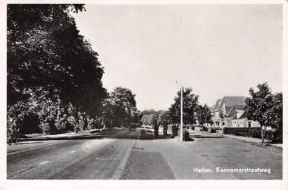 Ansichtkaart Heiloo Kennemerstraatweg 1952 HC7781
