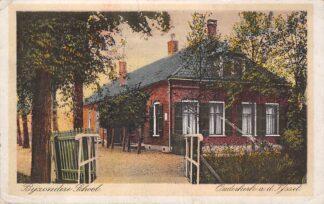Ansichtkaart Ouderkerk aan den IJssel Bijzondere School HC7820