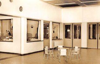 Ansichtkaart Utrecht Diaconessenhuis Hall Kinderafdeling Ziekenhuis 1955 HC7840