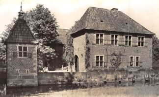 Ansichtkaart Denekamp Jeugdherberg 't Huis te Brecklenkamp 1954 HC7842