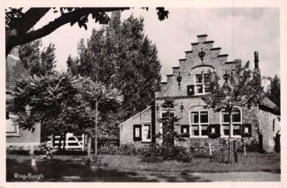Ansichtkaart Burgh Haamstede Ring 1953 HC7856