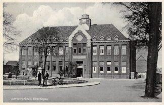 Ansichtkaart Vlaardingen Handelsgebouw 1934 HC7869