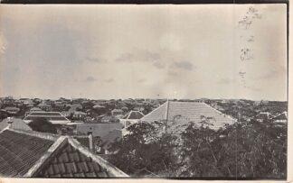 Ansichtkaart Nederlandse Antillen Curaçao Fotokaart Panorama Willemstad Noord-Amerika HC7882