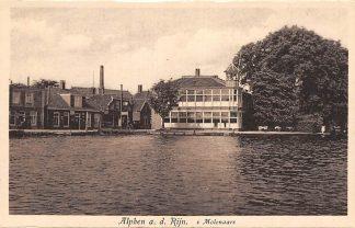 Ansichtkaart Alphen aan den Rijn 's Molenaars HC7939