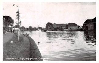 Ansichtkaart Alphen aan den Rijn Rijngezicht Oudshoorn HC7959