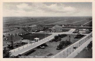 Ansichtkaart Alphen aan den Rijn Panorama Hazeveld HC7963