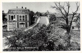 Ansichtkaart Alphen aan den Rijn 's Molenaarsbrug Jaren 50 HC7970