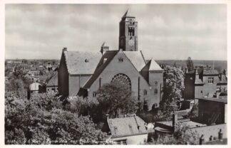 Ansichtkaart Alphen aan den Rijn Panorama met Ned. Hervormde Kerk HC7982
