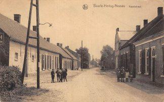 Ansichtkaart Baarle Hertog Baarle Nassau Kapelstraat België HC8152