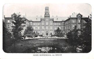 Ansichtkaart Grave Huize Mariendaal 1924 HC8161