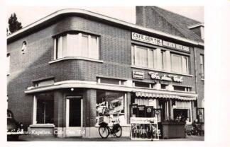 Ansichtkaart Putte-Kapellen Café den Tol 1956 Brabant HC8165
