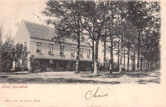 Ansichtkaart Breda Hotel Boschhek 1901 Ginneken HC8167