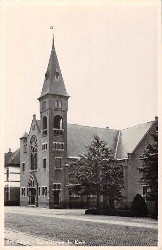 Ansichtkaart Breukelen Gereformeerde Kerk HC8192