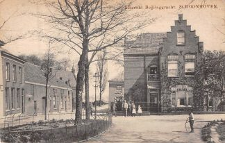 Ansichtkaart Schoonhoven Albrecht Beijlinggracht De Gruijter 1912 HC8210