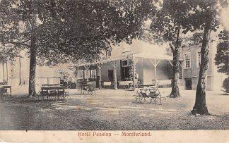 Ansichtkaart Montferland Hotel Pension Gelderland Achterhoek HC8236
