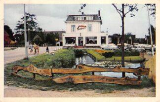 Ansichtkaart Alphen aan den Rijn Avifauna Café Restaurant met Vogelpark Zoo Dieren 1960 HC8249