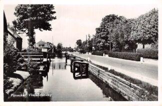Ansichtkaart Pijnacker Vlielandseweg 1959 HC8252