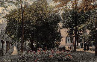 Ansichtkaart Pijnacker Pastorie 1908 HC8253