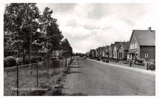Ansichtkaart Kamperland Noordstraat Noord-Beveland Zeeland HC8264
