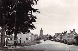 Ansichtkaart Kapelle Dijkwelsestraat Zeeland HC8265