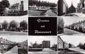 Ansichtkaart Hansweert groeten uit 1978 HC8269