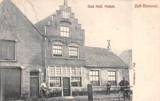 Ansichtkaart Zaltbommel Oud Holl. Huisje HC8273