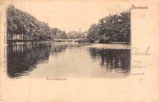 Ansichtkaart Arnhem Lauwersgracht 1901 HC8302