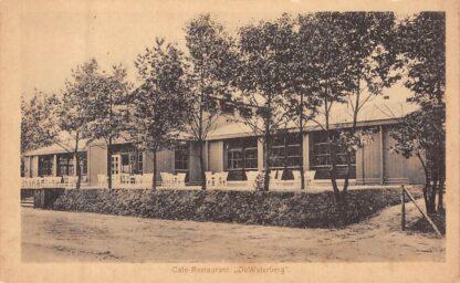 Ansichtkaart Arnhem Café Restaurant De Waterberg HC8303