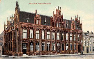 Ansichtkaart Arnhem Postkantoor HC8307