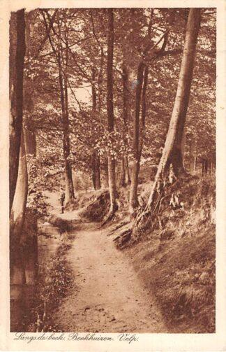 Ansichtkaart Velp (GD) Langs de beek Beekhuizen 1928 HC8366