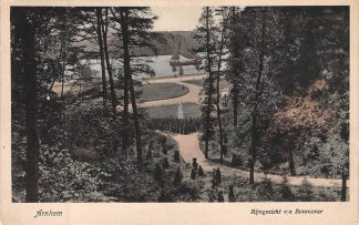 Ansichtkaart Arnhem Rijngezicht v/a Bovenover HC8380