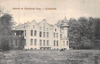 Ansichtkaart Oosterbeek bij Arnhem Kasteel de Hemelsche berg 1913 HC8382