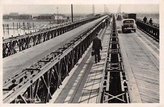 Ansichtkaart Arnhem Bailleybrug 1948 Auto HC8401