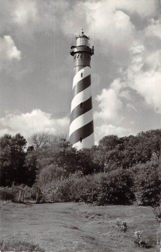 Ansichtkaart Burgh - Haamstede Vuurtoren Lighthouse 1965  HC8438