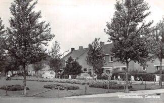 Ansichtkaart Castricum Wilhelminalaan Auto HC8443