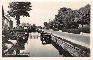 Ansichtkaart Pijnacker Vlielandseweg 1951 HC8446