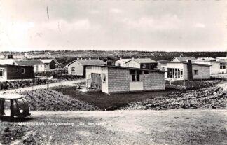 Ansichtkaart Kamperland Bungalowdorp De Banjaard 1961 Noord-Beveland HC8451